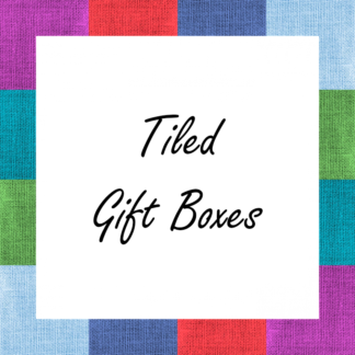 Tiled Gift Boxes